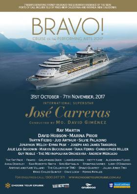BRAVO17 Full Lineup Image
