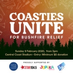 For Bushfire Relief